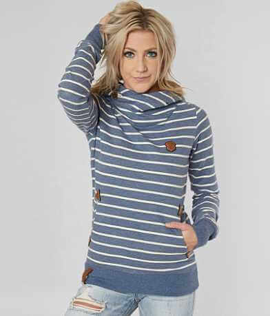 Naketano Blauer Sack Sweatshirt