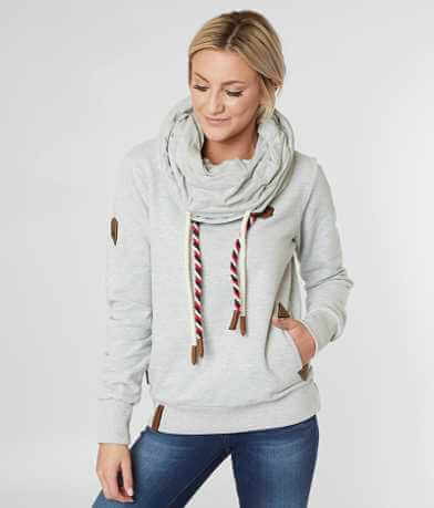 Naketano Reorder VIII Cowl Neck Sweatshirt