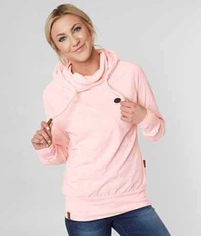 Naketano Mandy Cowl Neck Sweatshirt