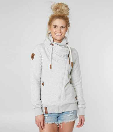Naketano Path Cowl Neck Sweatshirt