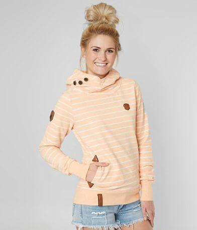 Naketano Blauersack & 9MM Cowl Neck Sweatshirt