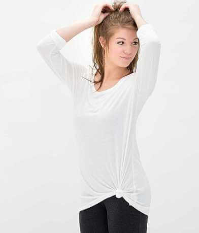 BKE lounge Scoop Neck Top