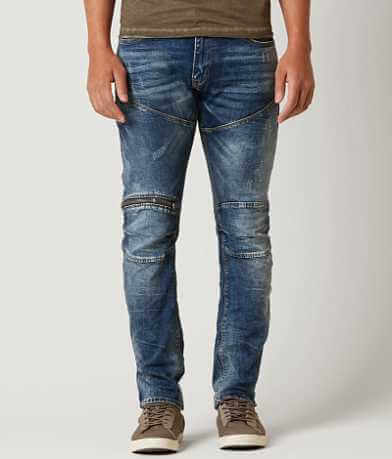 Nation of Saints Reno Moto Stretch Jean