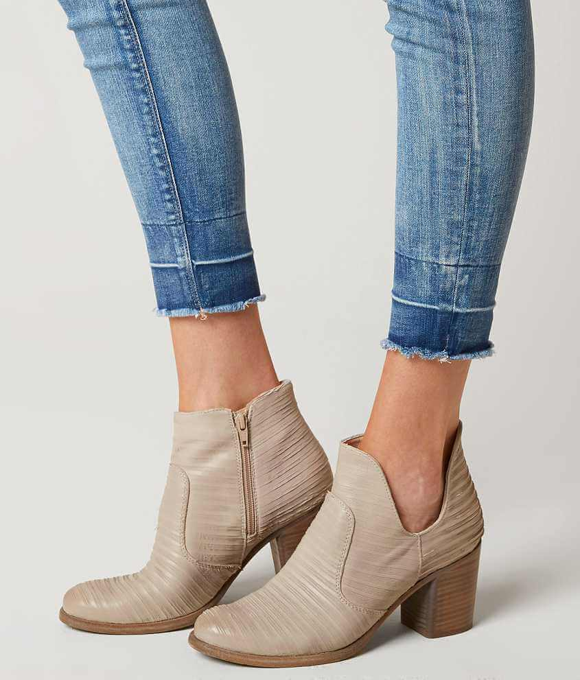 Naughty Monkey Blurred Lines Ankle Boot - Women's Shoes in Cream | Buckle