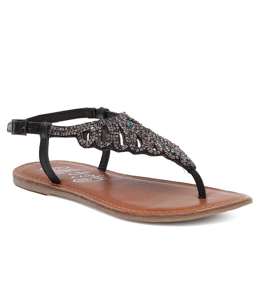 Naughty Monkey Butterfly Effect Sandal front view