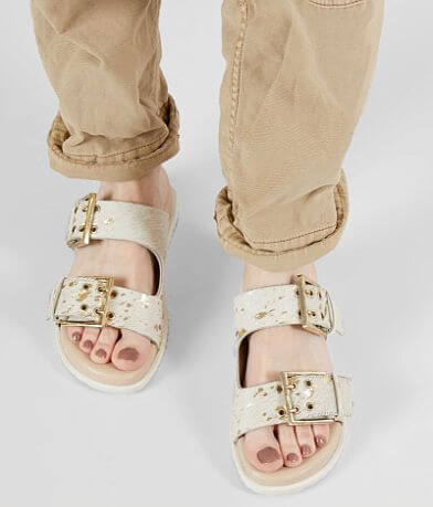 Naughty Monkey Hey Pony Leather Sandal