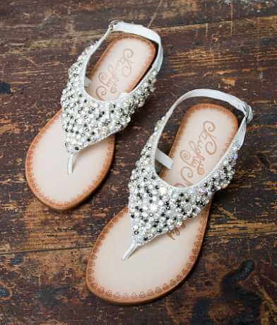 Naughty Monkey Pearl Gem Sandal