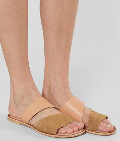 Naughty Monkey Salena Leather Sandal