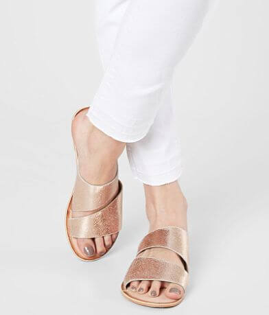 Naughty Monkey Spirited Leather Sandal