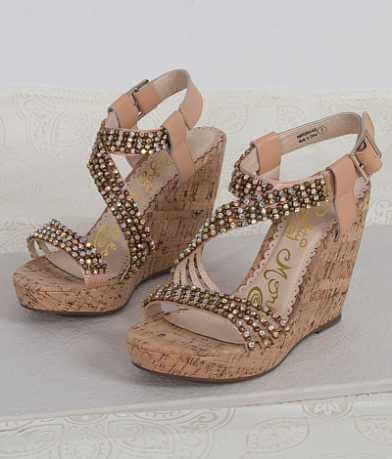 Naughty Monkey Sugar Mama Wedge Sandal