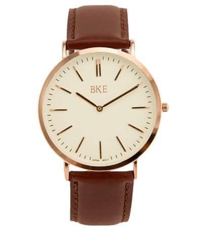 BKE Round Watch