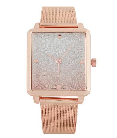 BKE Ombre Glitter Watch