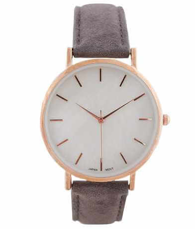 BKE Pearl Face Watch