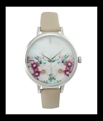 BKE Floral Watch