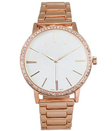 BKE Rhinestone Watch
