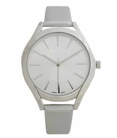 BKE Silver Watch