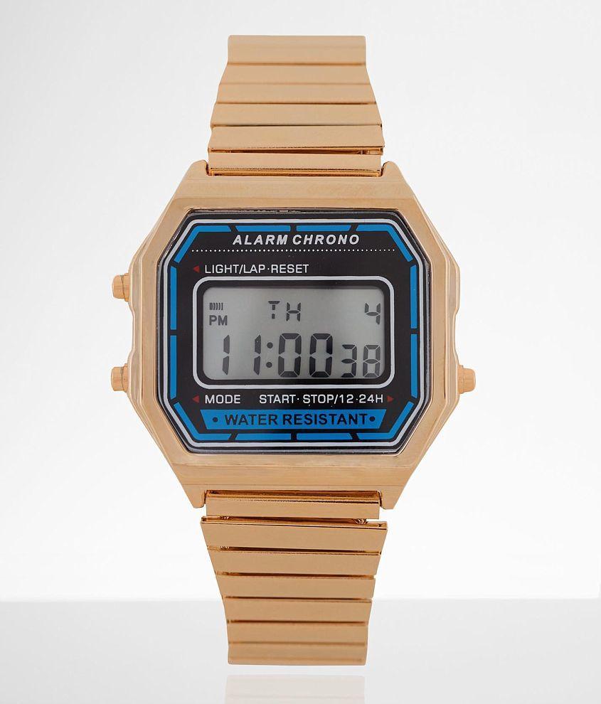 BKE Digital Watch front view