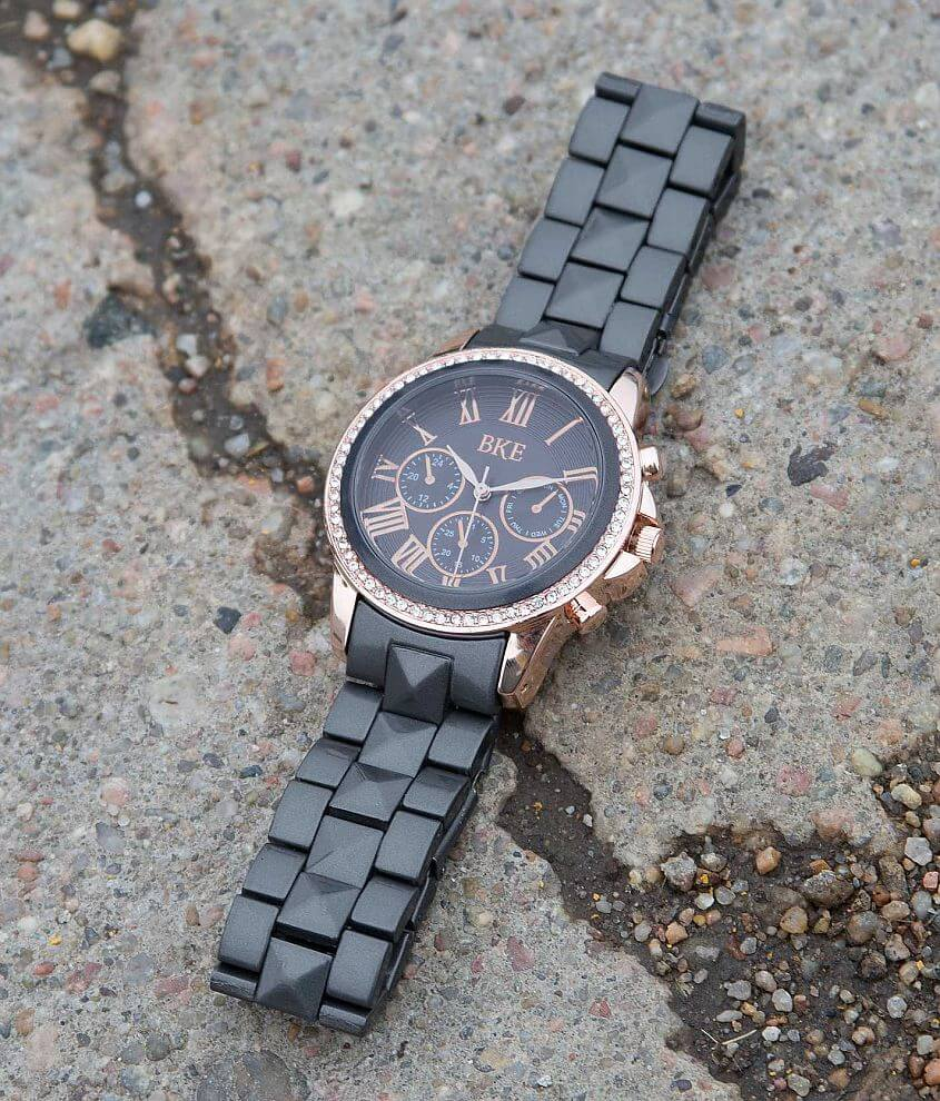 BKE Pyramid Watch front view