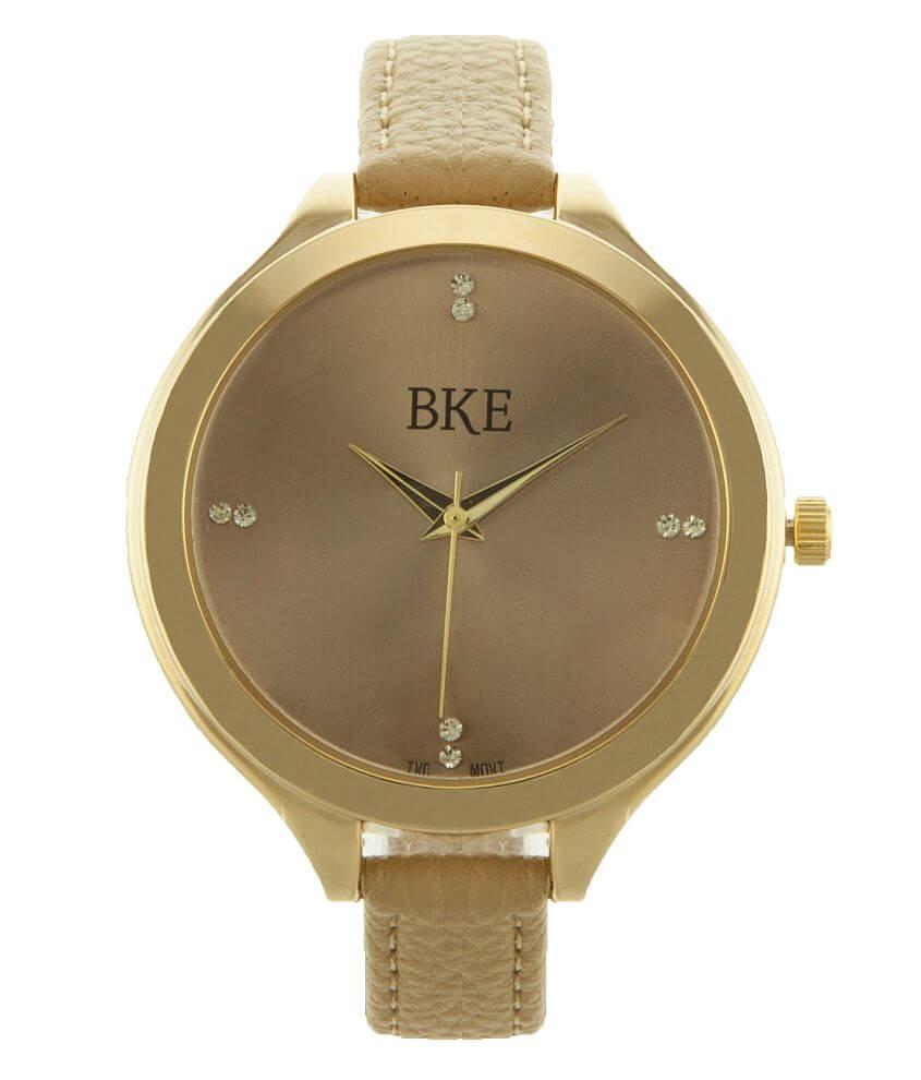 BKE Round Watch front view