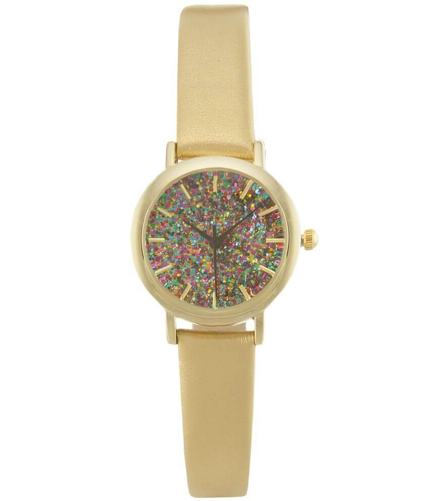 Daytrip Glitter Watch front view