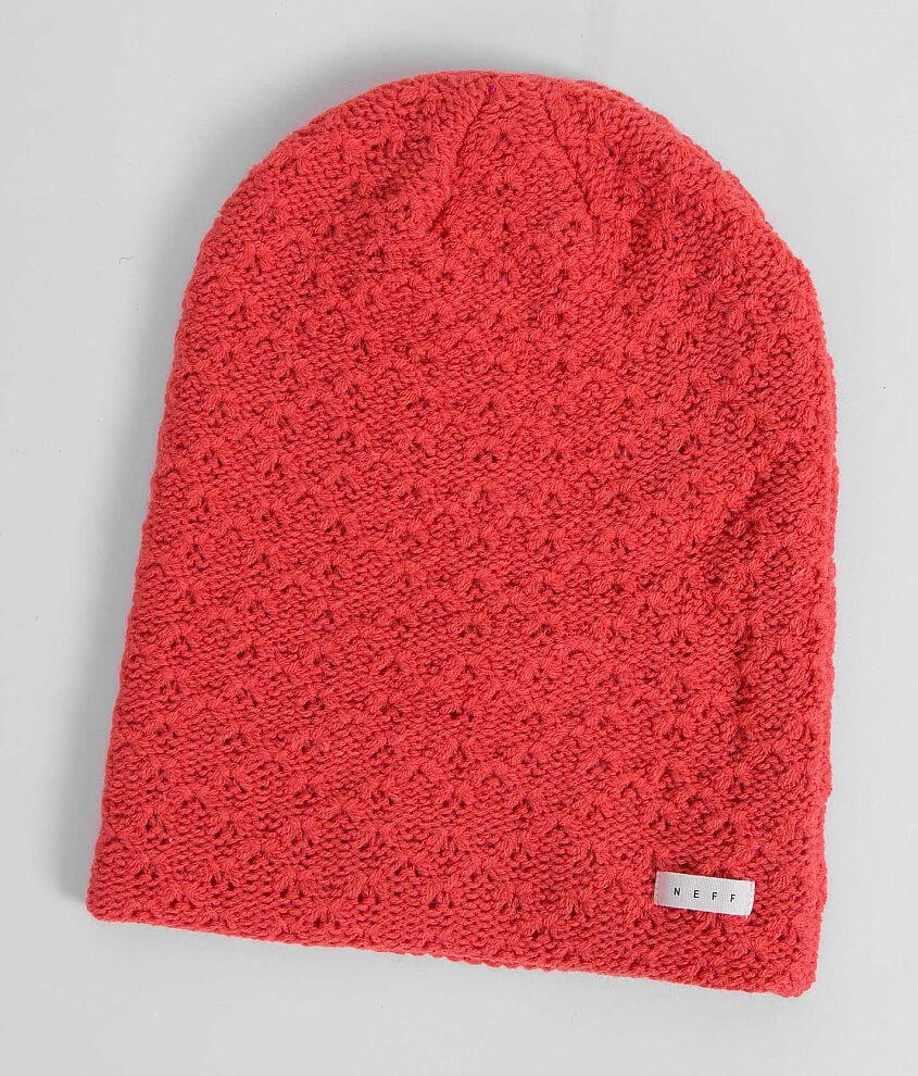 Neff Grams Beanie front view