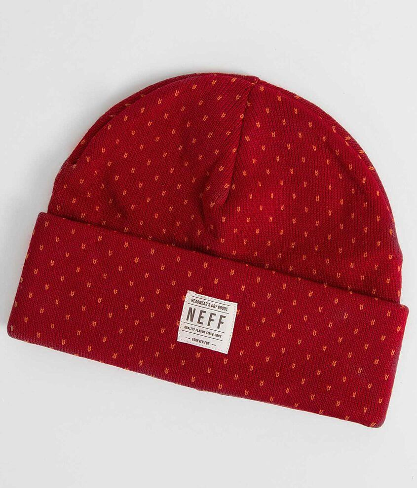 Neff Phoebe Beanie front view