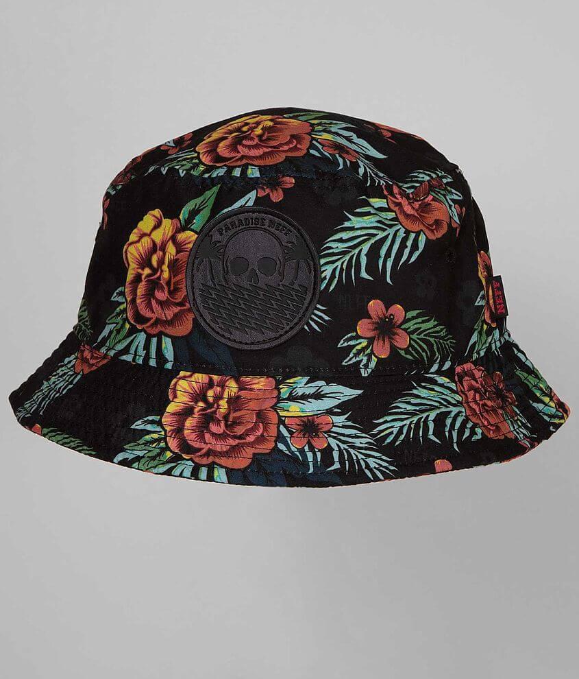 0d6e4393224c9 Neff Astro Bucket Hat - Men s Hats in Black
