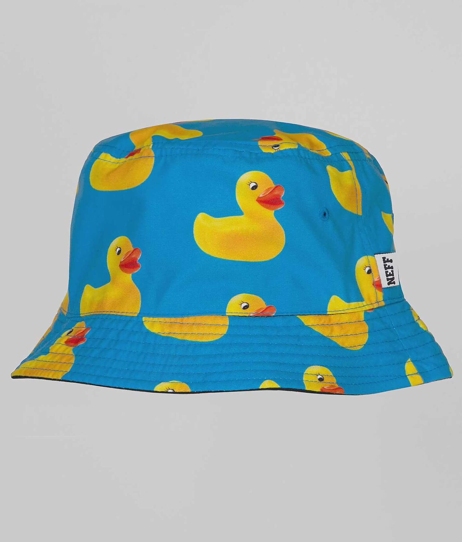 dbaf2f15e Neff Ducky Reversible Bucket Hat - Men's Hats in Ducky   Buckle