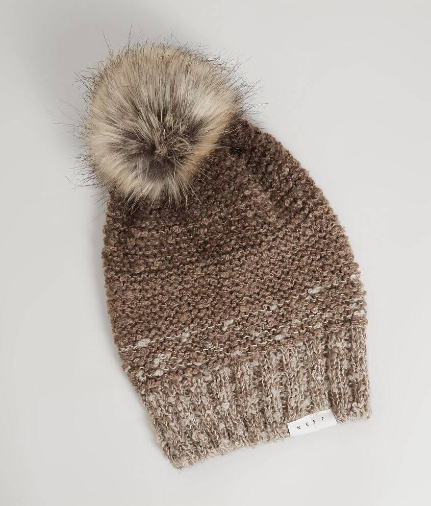 f8eab1df98a Neff Jana Beanie - Women s Hats in Brown