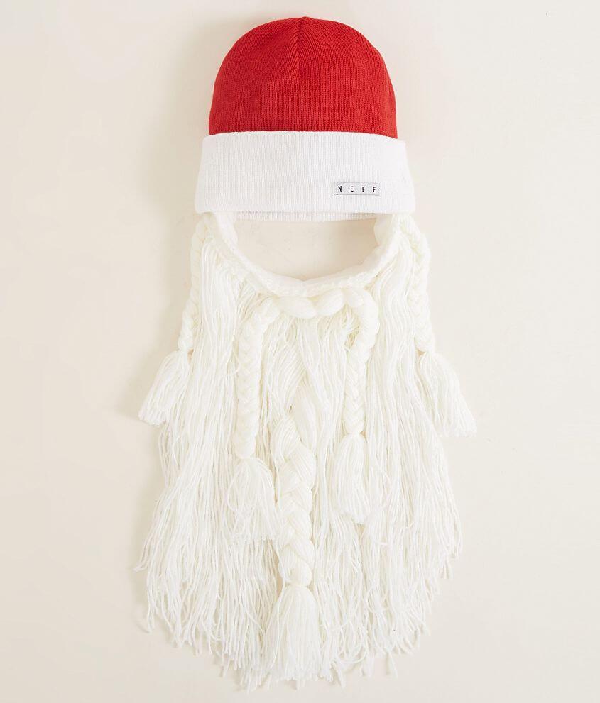 3c3c2ae86c0 Neff Bunyan Beanie - Men s Hats in Red White