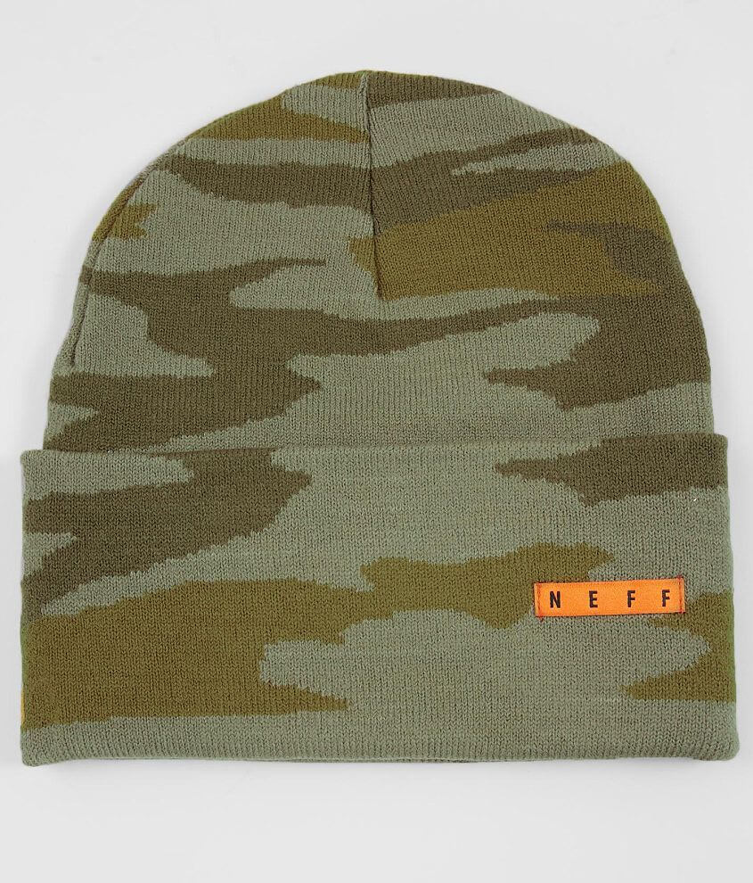 2db8f246b75 Neff Lawrence Beanie - Men s Hats in Camo