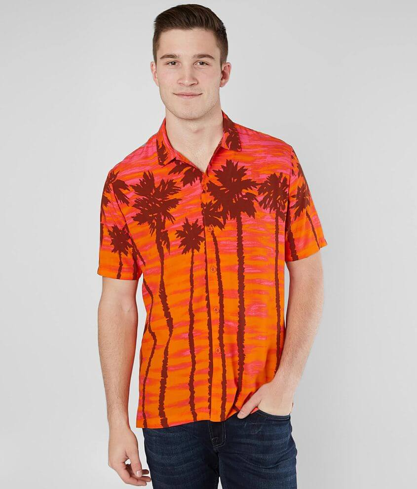Neff Daily Pool Sider Shirt front view