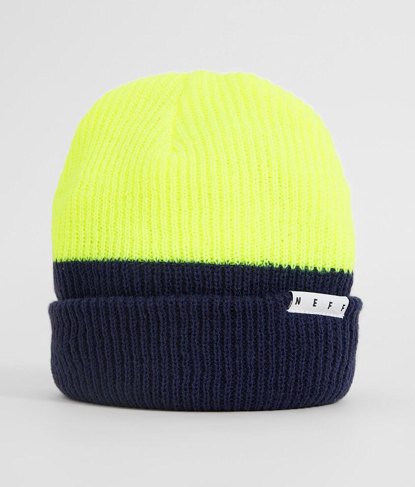 e894643547b Neff Duo Beanie - Men s Hats in Navy Heather Navy