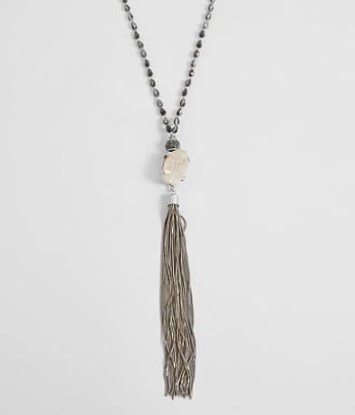 BKE Tassel Necklace