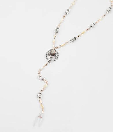 BKE Beaded Y-Necklace