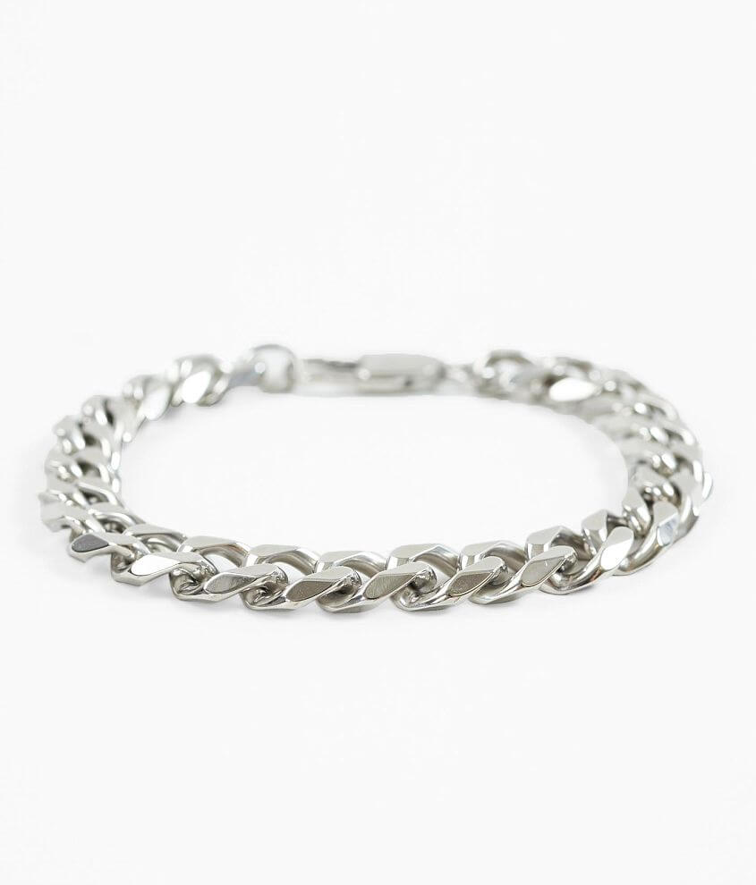 1913 Stainless Steel Chain Bracelet
