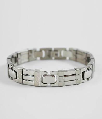 1913 Stainless Steel Link Bracelet