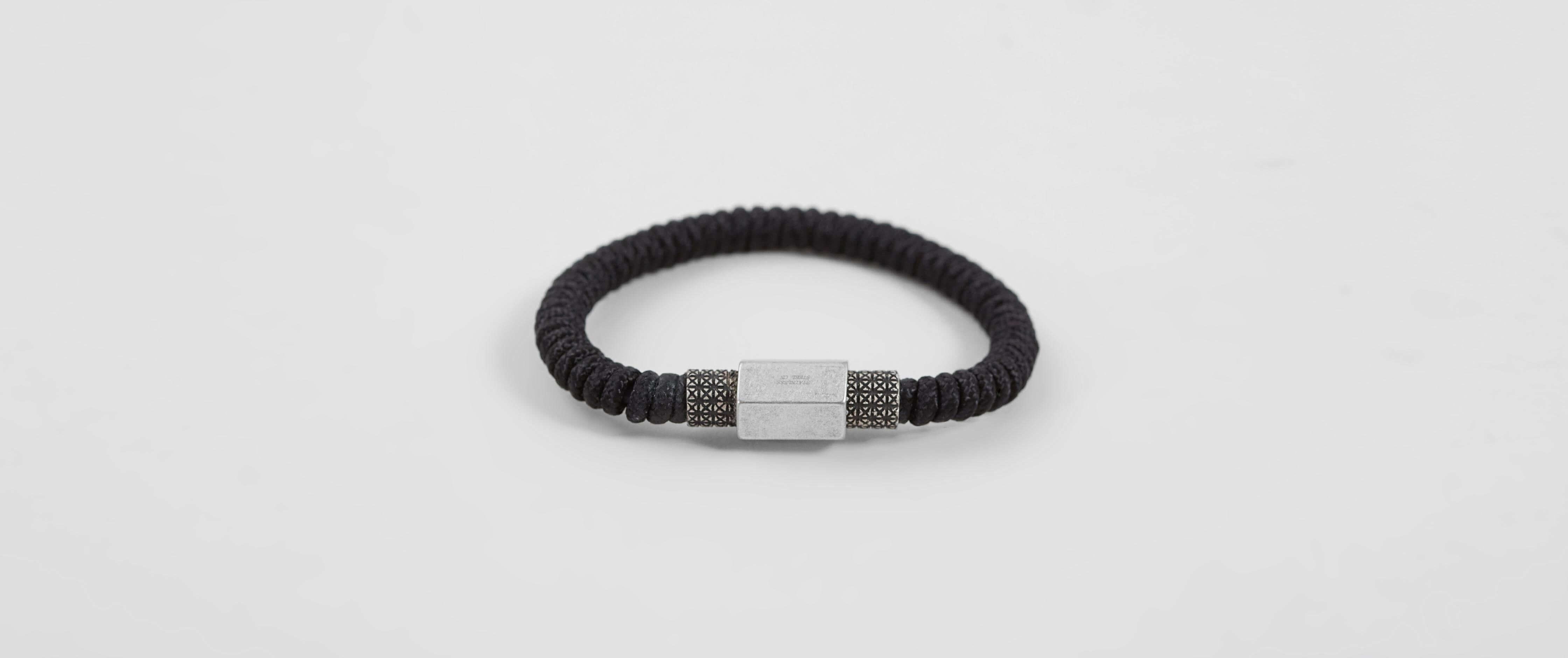 1913 Cord Bracelet