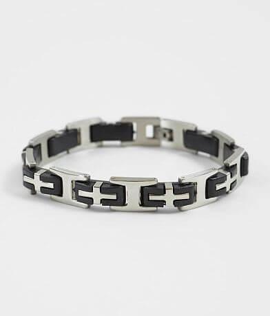 1913 Cross Link Bracelet