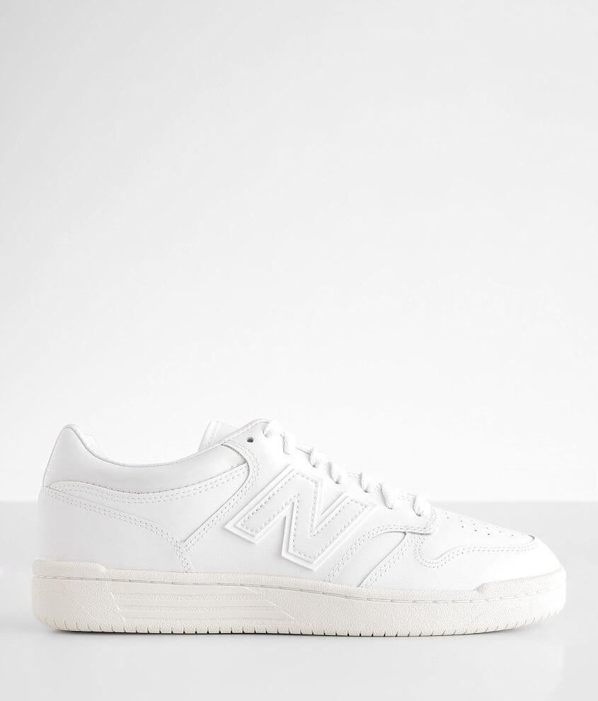 New Balance BB40 Lifestyle Leather Sneaker front view