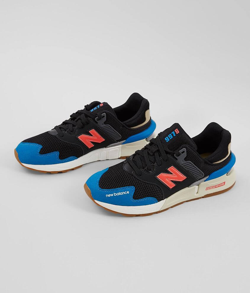 New Balance 997 Sport Suede Shoe front view
