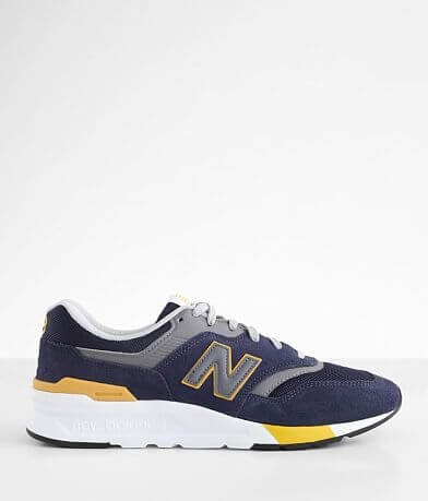 New Balance 997H Suede Sneaker