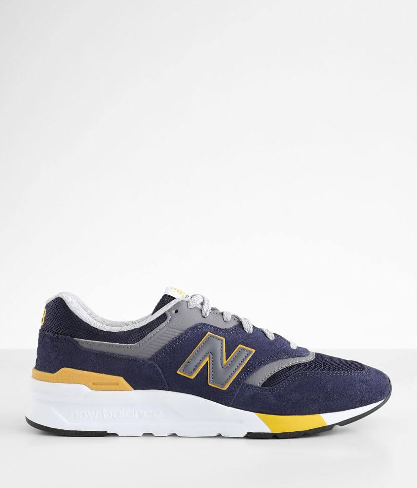 New Balance 997H Suede Sneaker front view