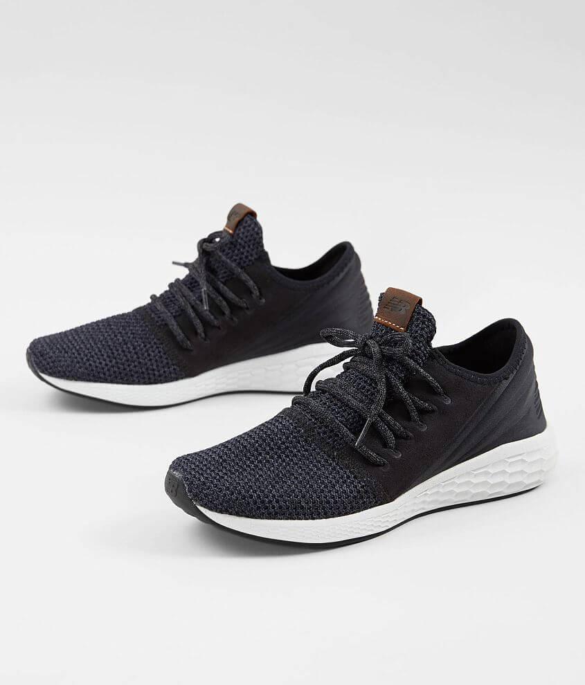 New Balance Cruz V2 Deconstructed Sneaker front view
