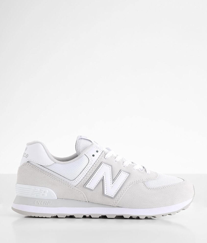 New Balance Classic 574 Suede Sneaker front view