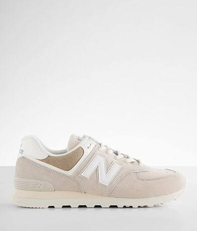 New Balance 574 Summer Beach Suede Shoe