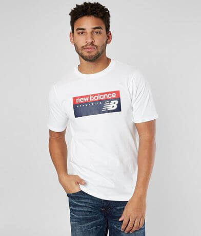 New Balance Athletics Banner T-Shirt