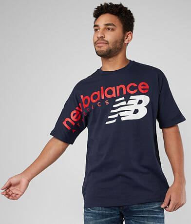 New Balance Athletics Crossover T-Shirt