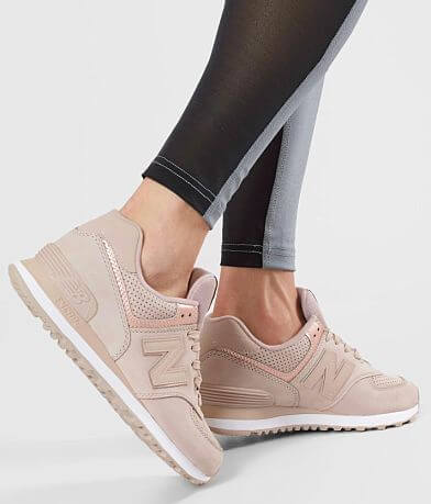 New Balance 574 Nubuck Shoe