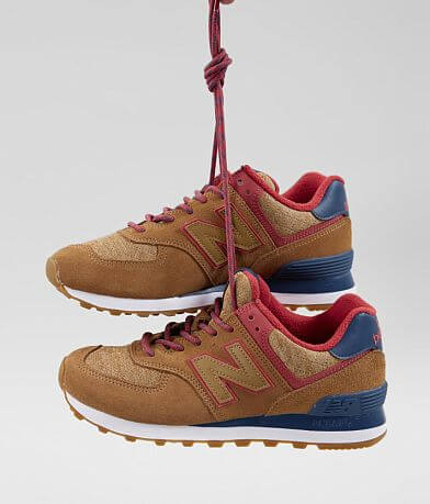 New Balance 574 Winter Suede Shoe